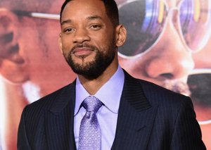 Will Smith will play the Genie in Guy Ritchie's live-action Aladdin remake
