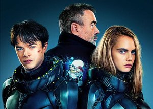 Luc Besson on what it takes to make a blockbuster