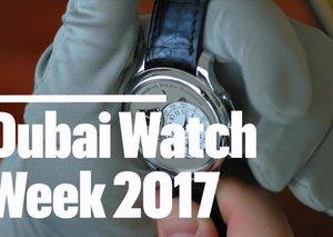 Dubai Watch Week returns