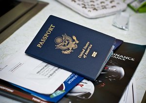 Turn your smartphone into a passport