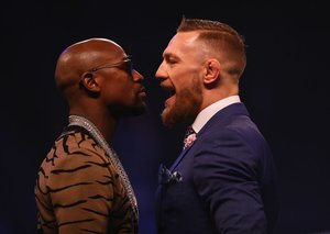 Where to watch Mayweather vs McGregor
