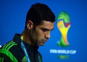 Former footballer Rafael Marquez accused of drug cartel link