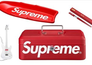 10 of the strangest accessories from the latest Supreme drop
