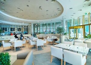 Dubai's first M&S Café is now open