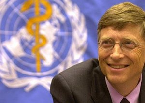 Bill Gates donates 5% of his fortune