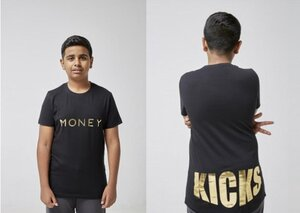 'Money Kicks' has opened his own online store