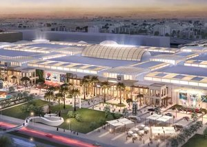 Another massive shopping mall is coming to Dubai