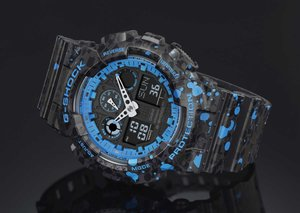 Casio unveils new G-Shock x Stash limited-edition watch