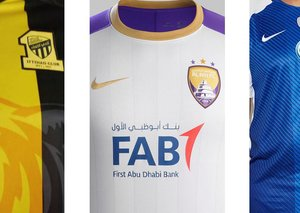 5 best new Middle East football jerseys