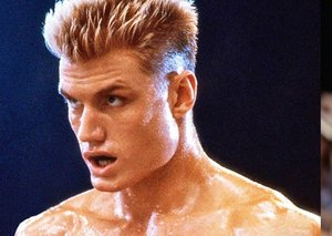 Dolph Lundgren is getting back in shape for 'Creed II'