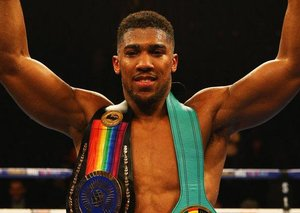 Anthony Joshua to make MMA cross-over?