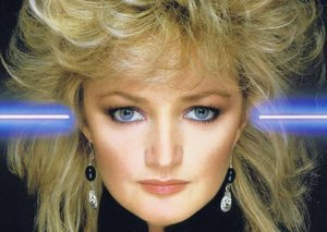 Find out why Bonnie Tyler has got the number one song in America