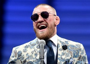 This is who UFC champion Conor McGregor wants to fight next