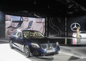 Mercedes-Benz 2017 S-Class regional launch