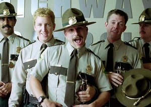 Thank you, meow: The Super Troopers 2 trailer has landed