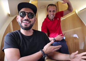 Video: DJ Bliss interviews Emirati billionaire Mohammed Al Habtoor