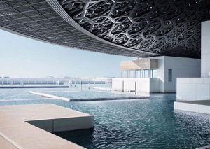 '10,000 Years Of Luxury' exhibition coming to Louvre Abu Dhabi