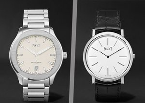 You can now buy Piaget watches on Mr Porter