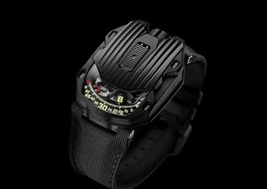 Urwerk UR-105 CT Streamliner an 'ode' to New York