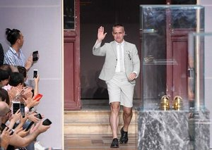 Thom Browne on conformist fashion