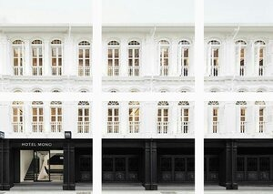 The pleasing aesthetic of Singapore's Hotel Mono