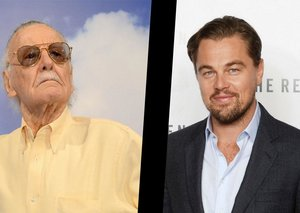 Leonardo DiCaprio wants to play Stan Lee in biopic