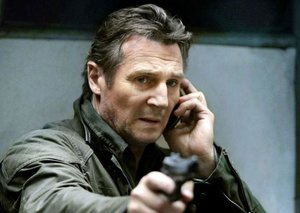 """Liam Neeson, """"I'm too old for action movies now"""""""