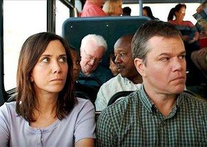 Matt Damon's new film is basically Honey I Shrunk the Kids