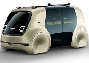 Meet 'Sedric', Volkswagen's first driver-less car