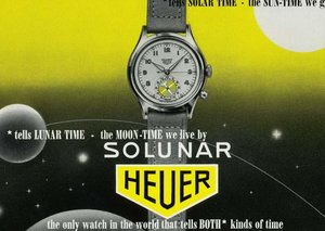 Check out these vintage TAG Heuer posters [Gallery]