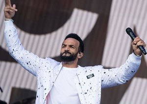Craig David and TS5 pals coming to Abu Dhabi for F1 weekend