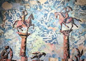 New exhibition: Tales from the Silk Road, Dubai