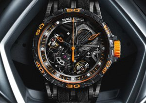 Lamborghini and Roger Dubuis launch new partnership