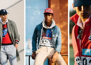 Ralph Lauren's new '92 Stadium Collection is here