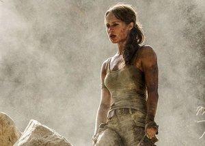 Alicia Vikander is a badass Lara Croft Tomb Raider