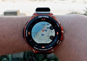 Casio Pro Trek Smart WSD-F20: Watch Review