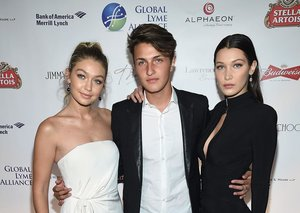 Is Anwar Hadid fashion's next big thing?
