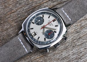 Watch collector Yousuf Gargash on TAG Heuer