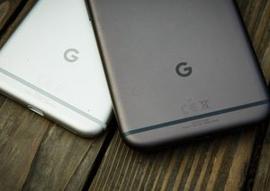 Google unveils new phones, a laptop and futuristic headphones