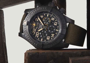 Breitling's new Avenger watch is reporting for duty