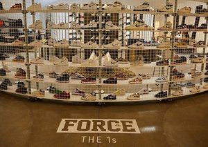 Nike's Air Force 1 celebrates a momentous 35th birthday