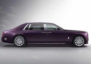 The Rolls-Royce Phantom (2017) is the epitome of luxury