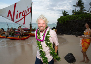 Wanna work for Richard Branson on his Private Caribbean Island?