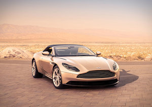 Introducing the new Aston Martin DB11 Volante