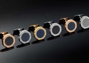 Introducing a new cufflinks collection from Audemars Piguet