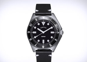 Wait. Bamford makes its own watches now?