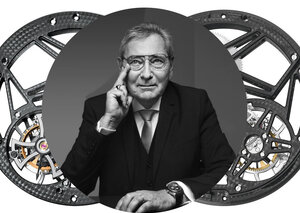 Roger Dubuis – co-founder of the extraordinary brand – has passed away