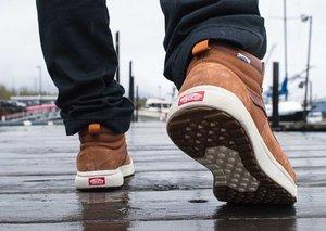 Vans' UltraRange Hi is your perfect fall sneaker