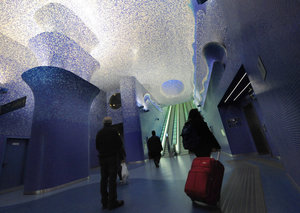 6 of the best-looking metro stations in the world