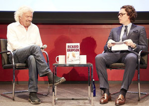 'Screw It, Just Do It:' Life Advice from Sir Richard Branson